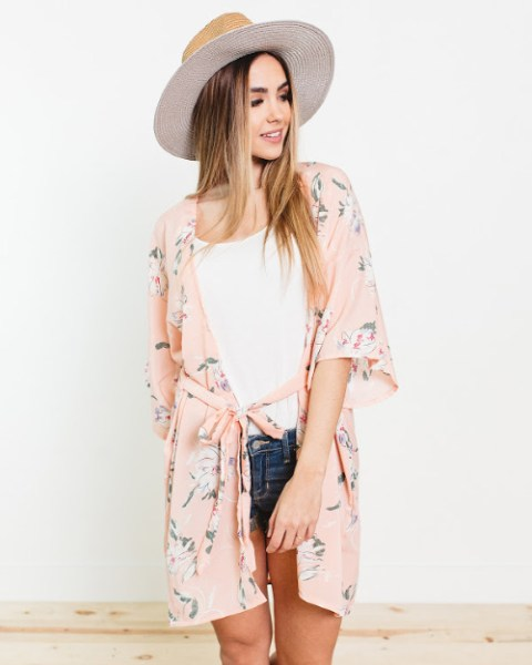 $15.95 Kimonos ($24.95 Value)