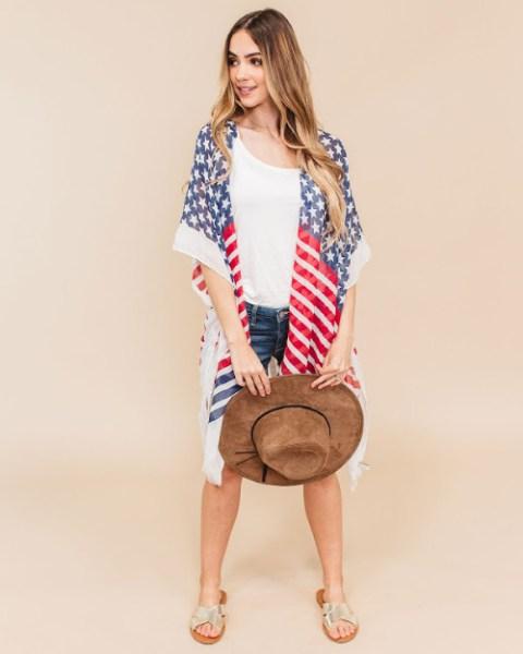 50% off Patriotic Styles (Start at $7.50)