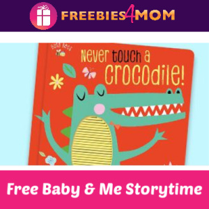 Free Baby & Me Storytime at Barnes & Noble
