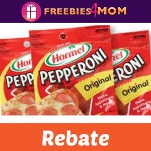 Buy 3 Hormel Pepperoni, Get $15 Fandango Code