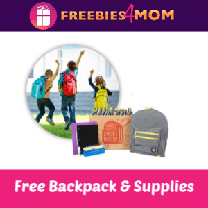 Free Backpack & Supplies at Wireless Zone