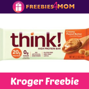 Free think! Bar at Kroger