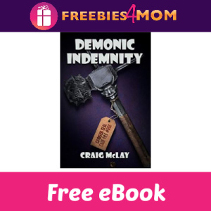 Free eBook: Demonic Indemnity ($2.99 value)