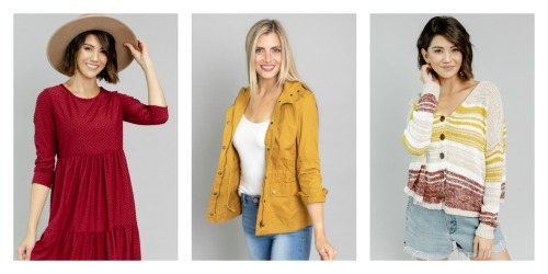 40% off Fall Pieces at Cents of Style