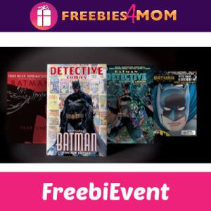 Barnes & Noble Batman Day Event 9/21