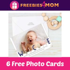 6 Free Premium Photo Cards at Walgreens