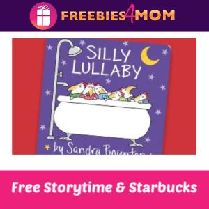 Free Baby Storytime & Free Starbucks 9/22