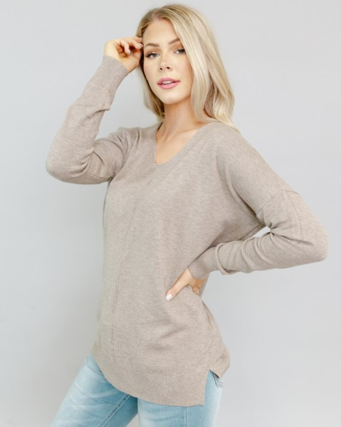 Pullover Tig Sweater $32.92 (40% Off!)