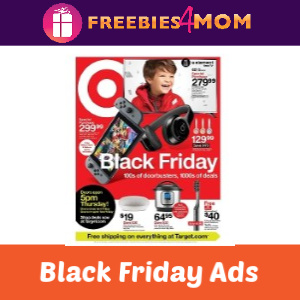 Find All Your Black Friday Ads Here!