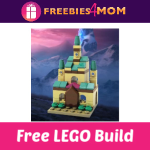 Free Lego Frozen Build Event at Barnes & Noble