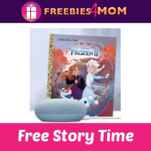 Free Disney Frozen Story Time at Target 11/23