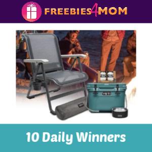 Sweeps Yeti Week of Winning (thru 12/13)