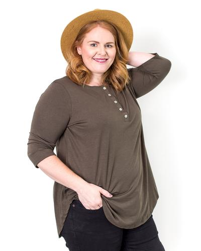 Juliette Henley Top Only $16.95 ($32.95 Value)