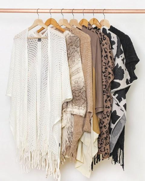 Outerwear, Vests & Kimonos 2 for $28