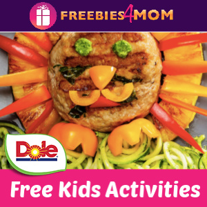 🍎Free Dole Kids Activities