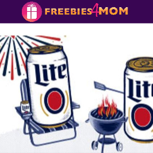 🌺Sweeps: Miller Lite Halfway to Summer (9 daily winners, select states)