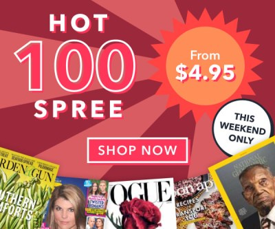 🌞Top 100 Magazine Sale