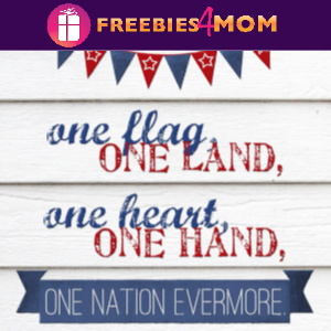 ⭐️Free Printable 4th of July Wall Art