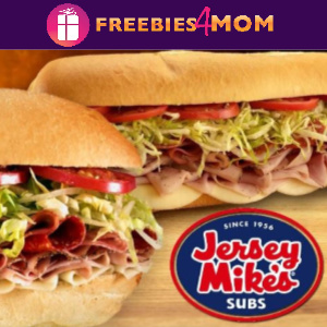 🎼Sweeps Jersey Mike's Subs & Stubs