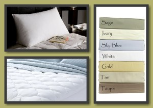 ES Egyptian Cotton Christmas Giveaway