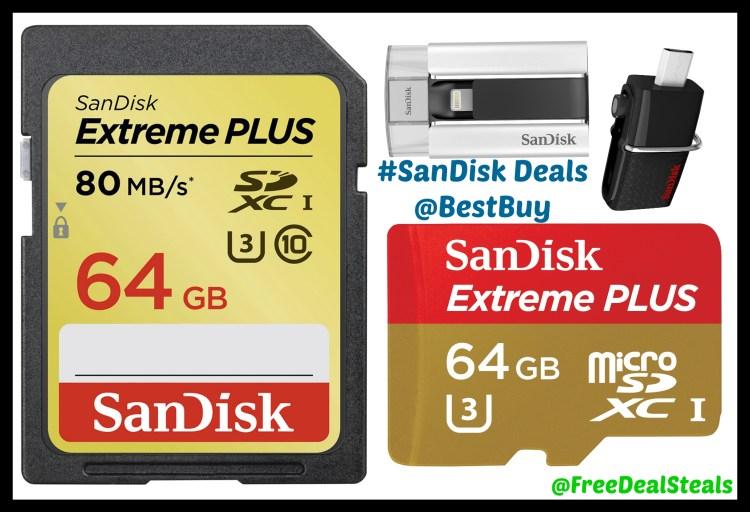 Best Buy SanDisk Deals