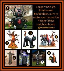 Halloween Inflatables