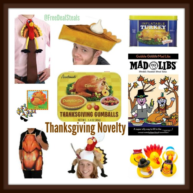 Thanksgiving Novelty Collage