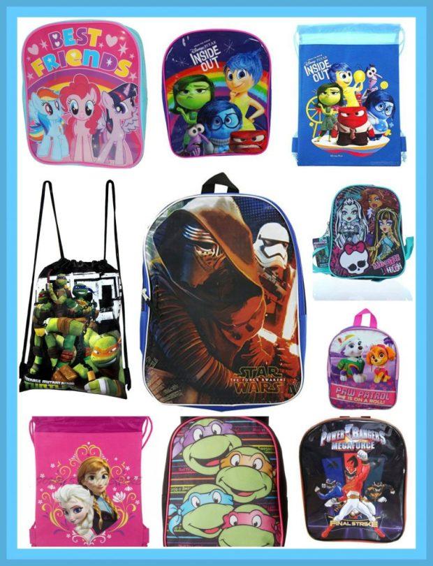 Backpacks & Sackpacks