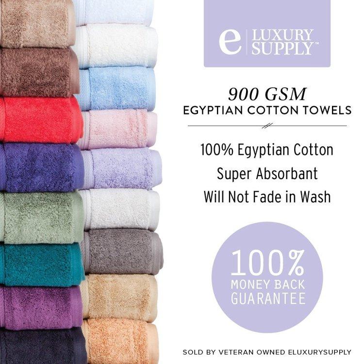 900 GSM Towels