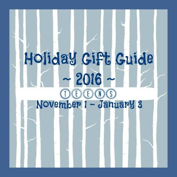 Holiday Gift Guide Teens