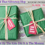 Holiday Giveaway Hop