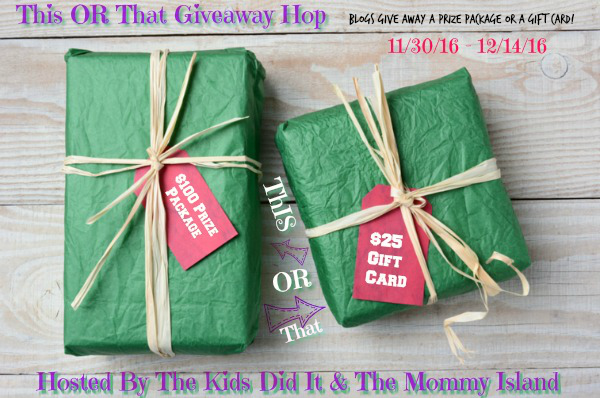 Holiday Giveaway Hop