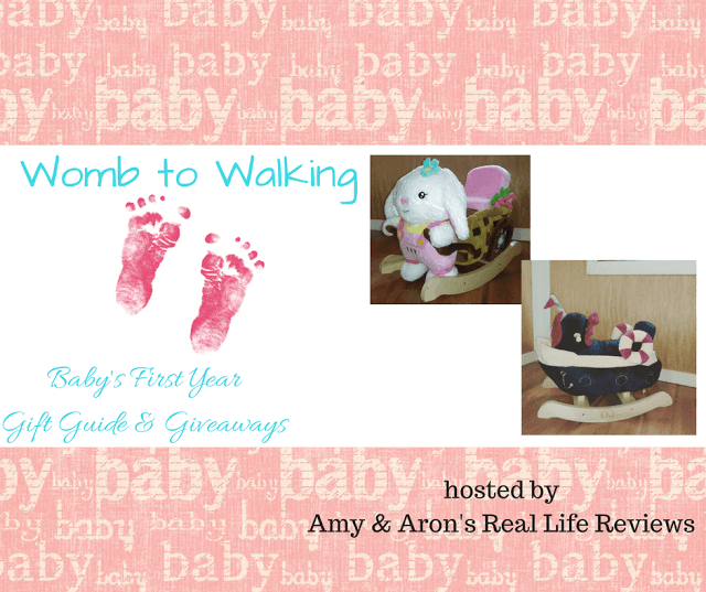 Rock & Play Giveaway~ RockAbye Rockers