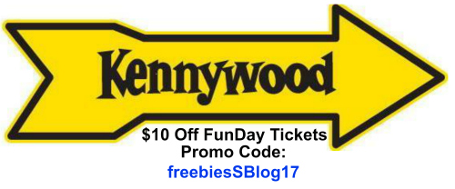SAVE $10 Off Admission to Kennywood Park!