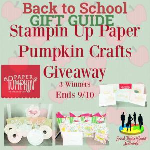 Stampin Up Paper Pumpkins