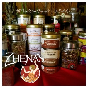 Zhena's Gypsy Tea