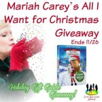 Mariah Carey's All I Want for Christmas