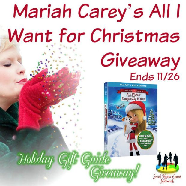 Christmas Giveaway Flyer.Mariah Carey S All I Want For Christmas Giveaway My