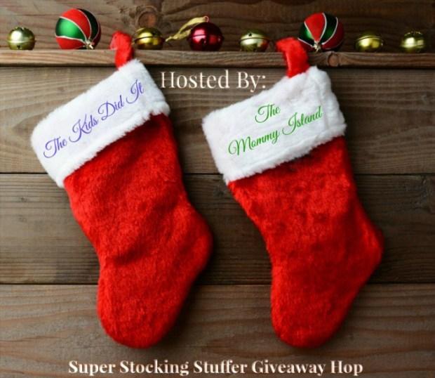 Super Stocking Stuffer Giveaway Hop