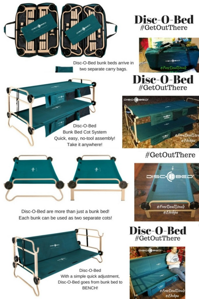 Disc o bed