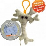 GIANTmicrobes Brain Cell