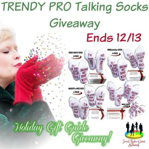 TRENDY PRO Talking Socks