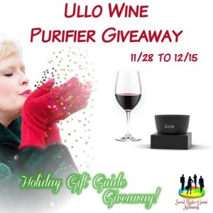 Ullo Wine Purifier