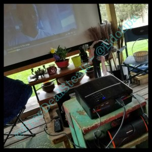 Home Video Projector