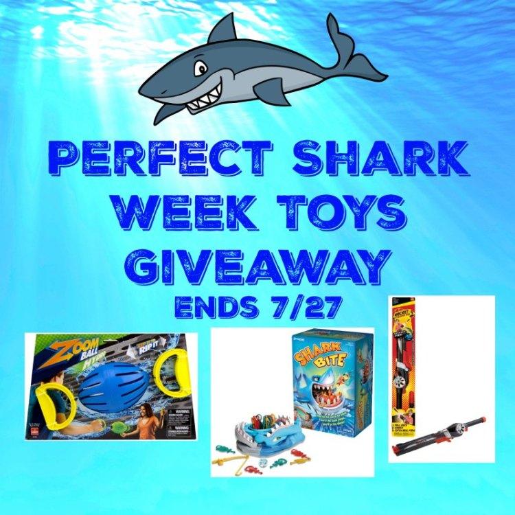 Shark Week Toys