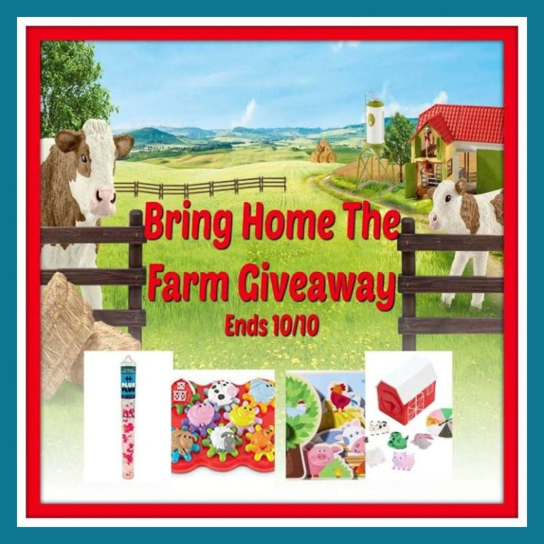 Bring Home The Farm Giveaway