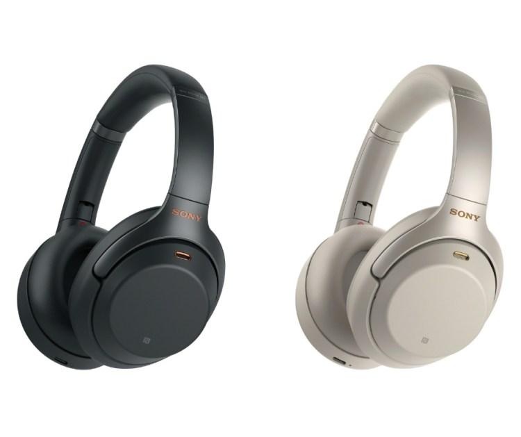 Sony Noise Canceling Headphones (WH-1000XM3)