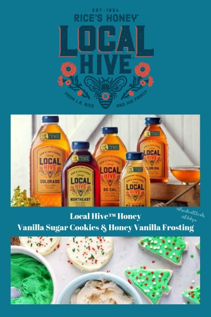 Local Hive Honey