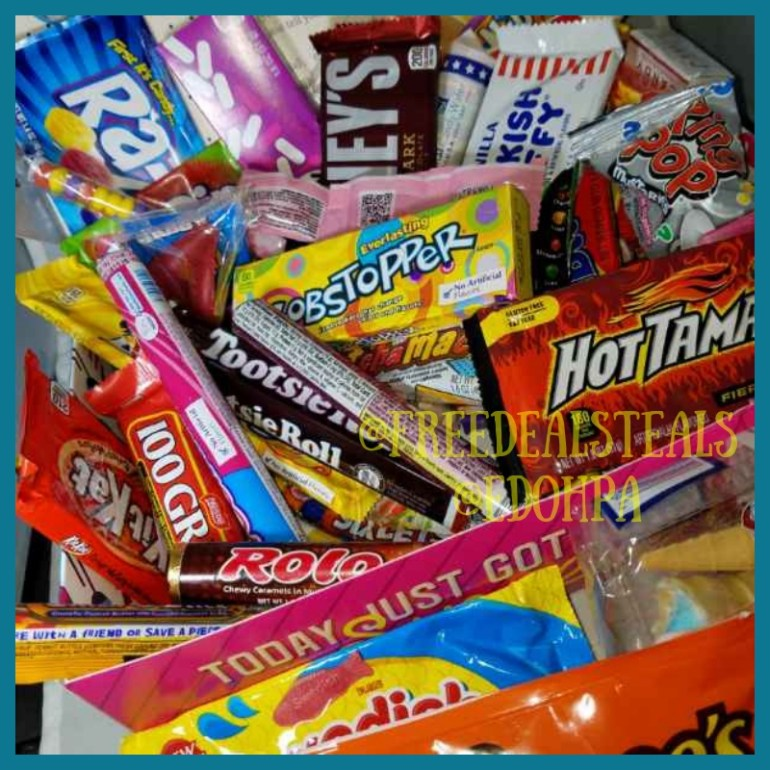 candy by the decades