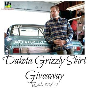 Dakota Grizzly Shirt